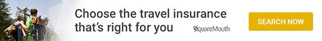 Squaremouth travel insurance full 468x60