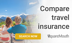 Squaremouth travel insurance rectangle 250x150